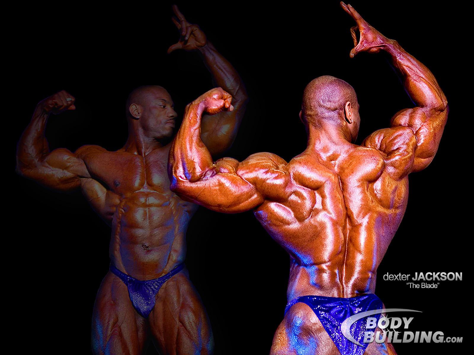 Bodybuilding Front & Back