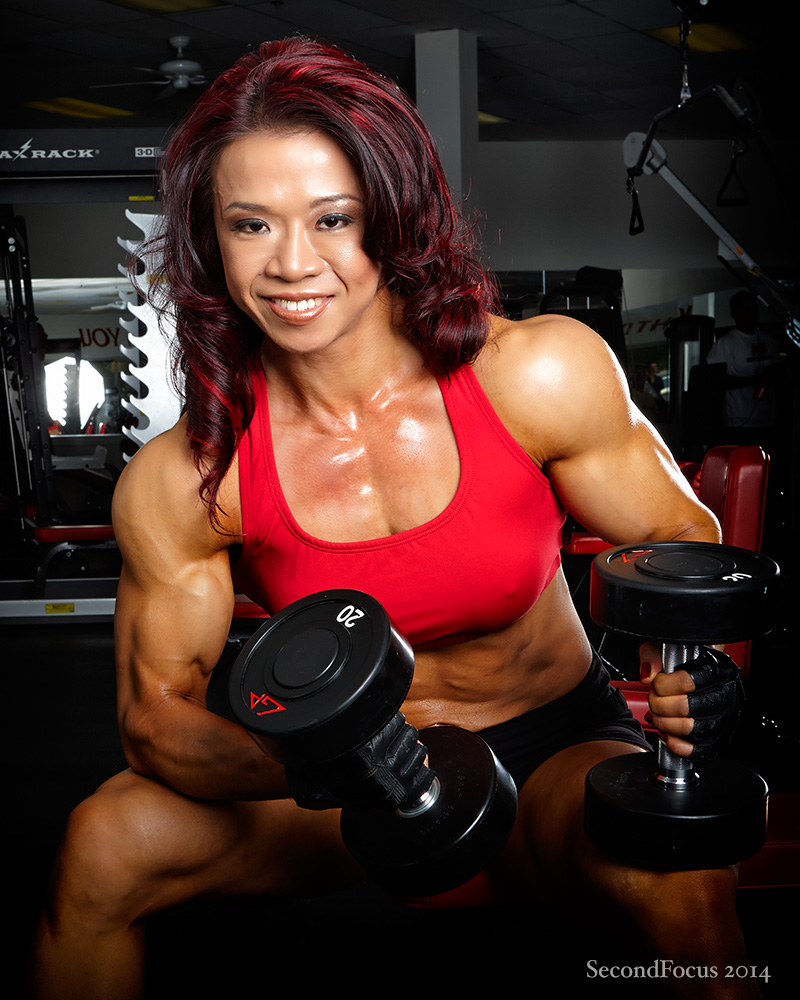An Arnold Winner All The Way From Singapore!