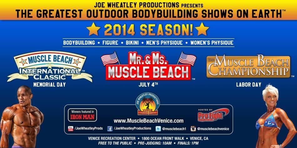 Muscle Beach 2014