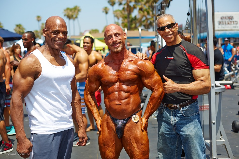 The Best Fun At Muscle Beach...