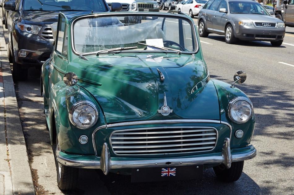 Morris Minor 1000