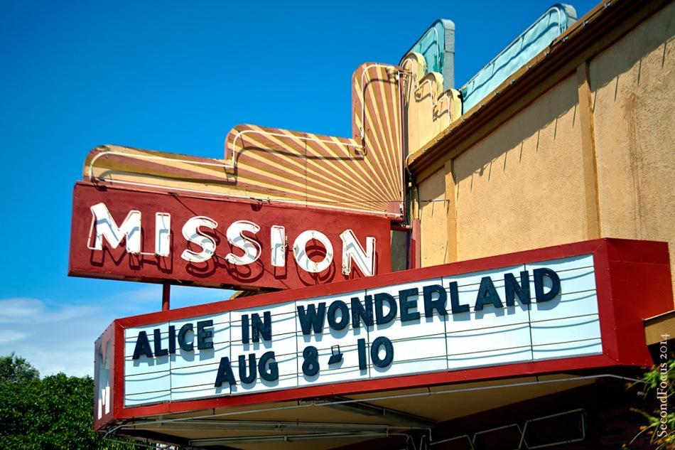 Fallbrook's Mission Theatre
