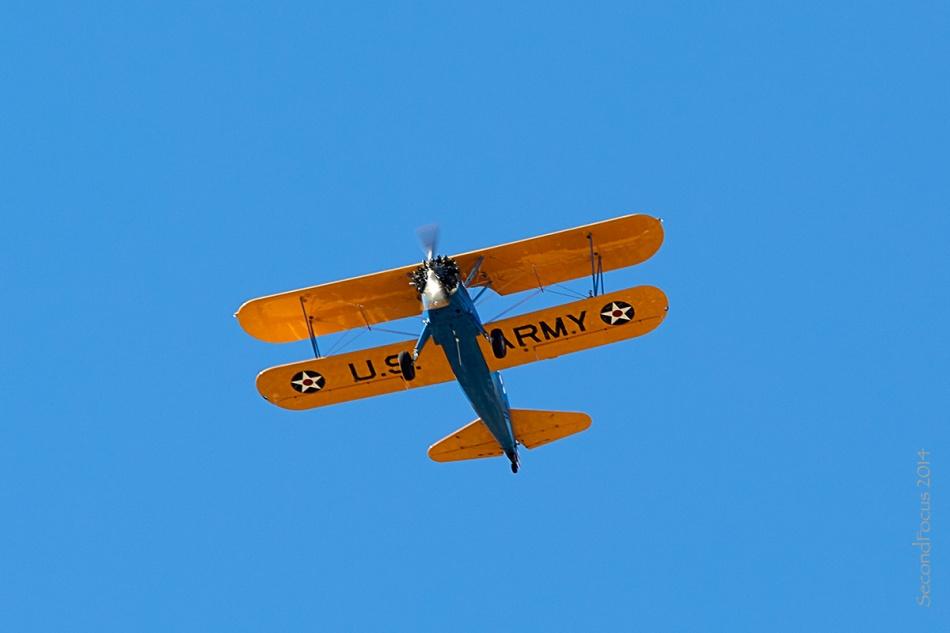 U.S. Army Biplane