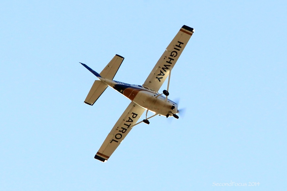 CHP Cessna Pursuit