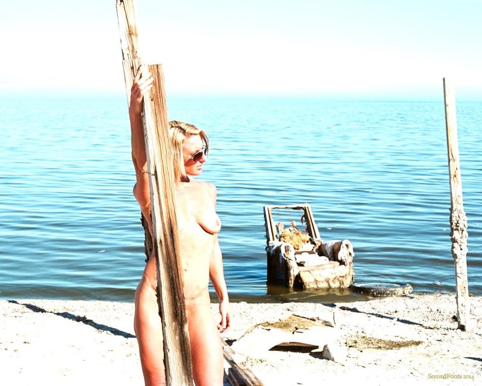 Intensity At Salton Sea