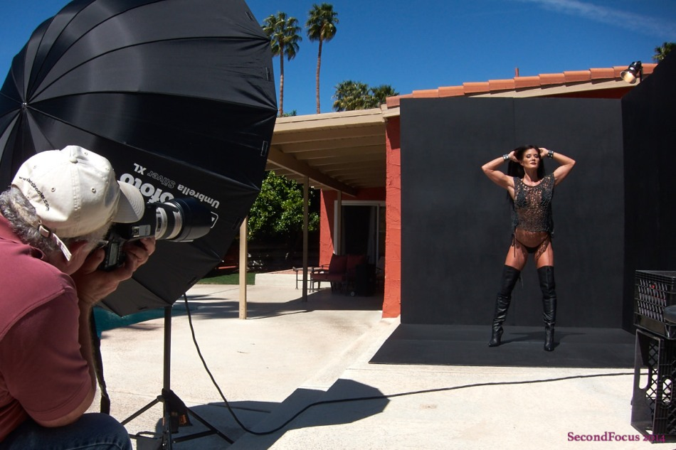 Behind The Scenes With Stacey Naito