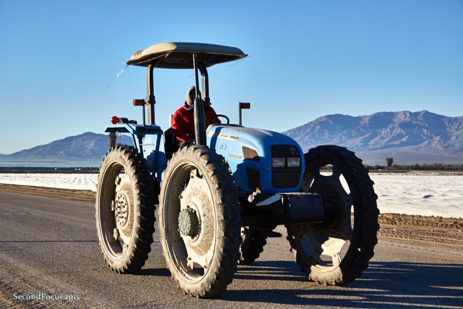High Tractor