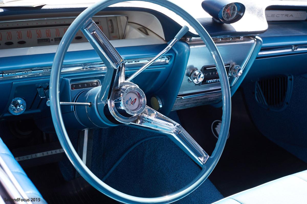 Inside A Buick