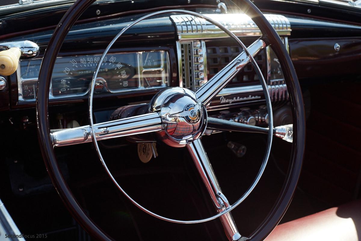 Inside A Chrysler