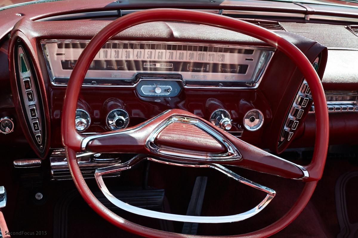 Inside A Chrysler Imperial
