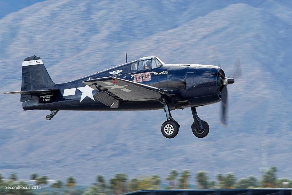 United States Navy F6F Hellcat