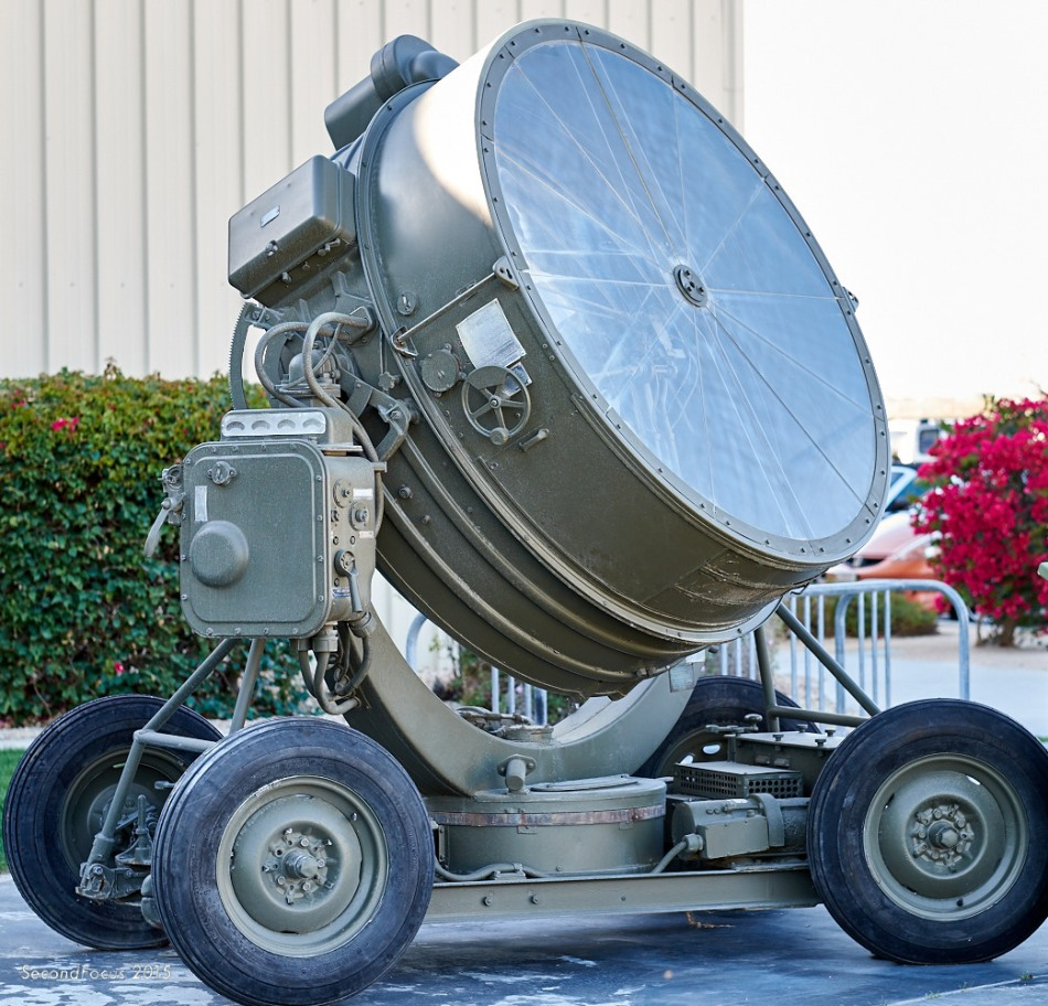 WWII Searchlight