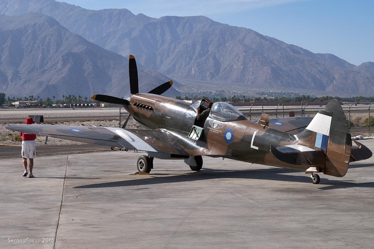 WWII Supermarine Spitfire