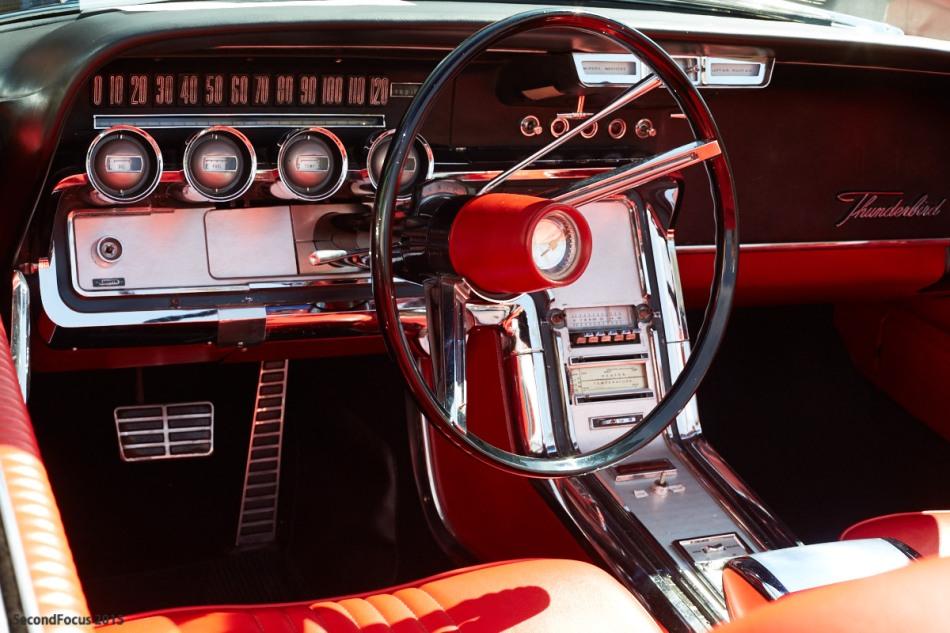 Inside A Thunderbird