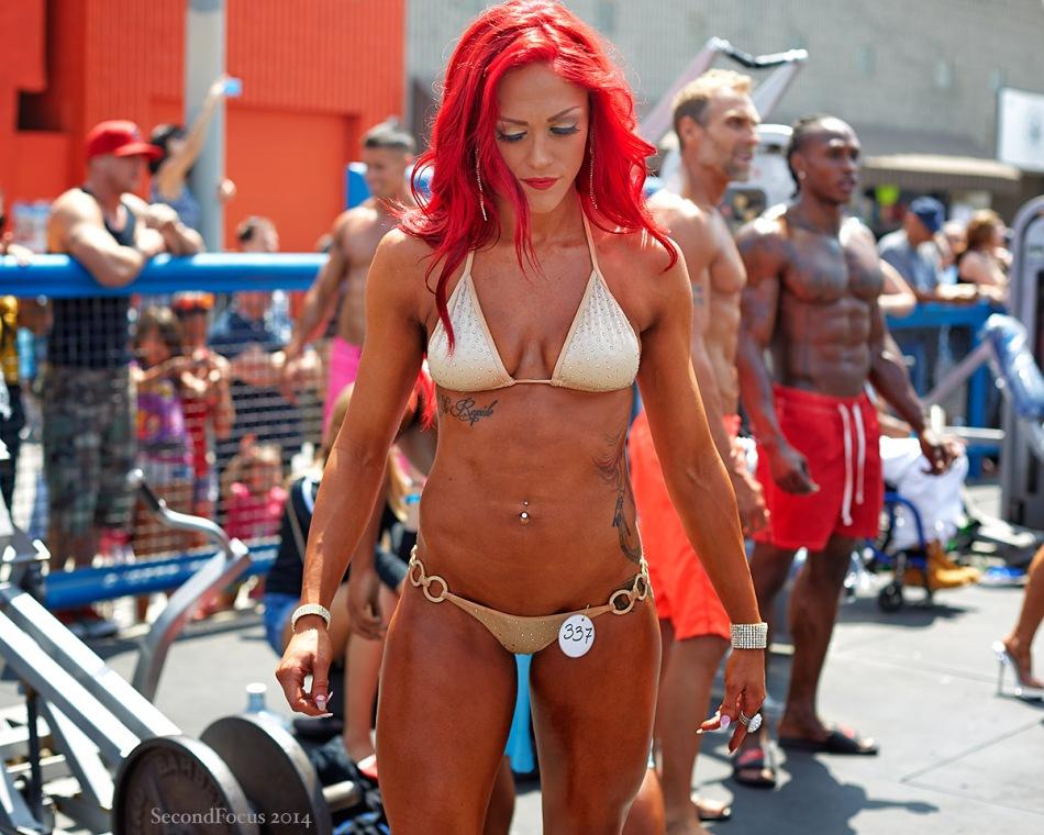 Muscle girl blog