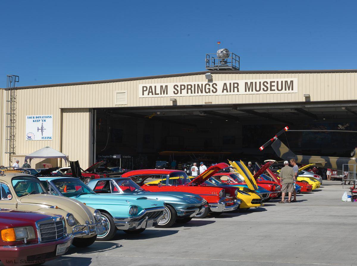 Classic Car SecondFocus Blog - Palm springs car show