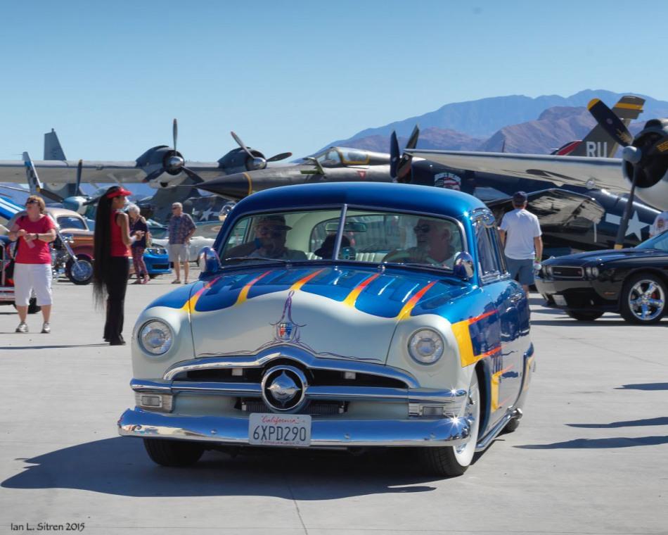 Classic Car SecondFocus Blog - Palm springs classic car show