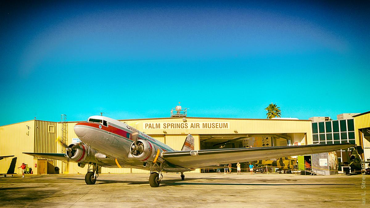 Flabob Express DC-3 At Props & Hops