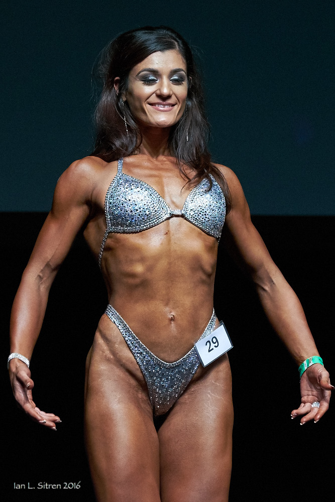 Iron Man Naturally Championships 2016