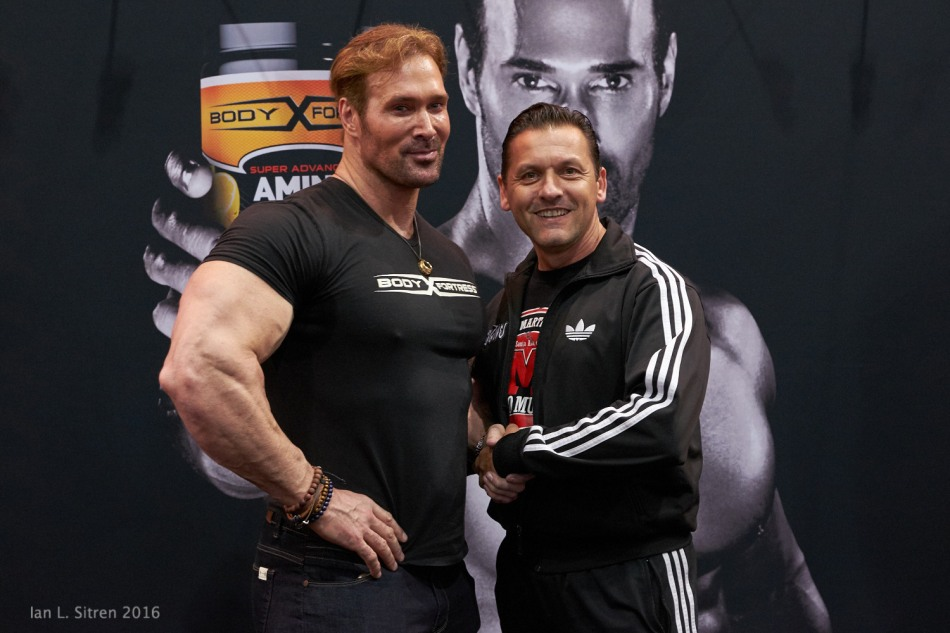 Mike O'Hearn & Jean Carrillo