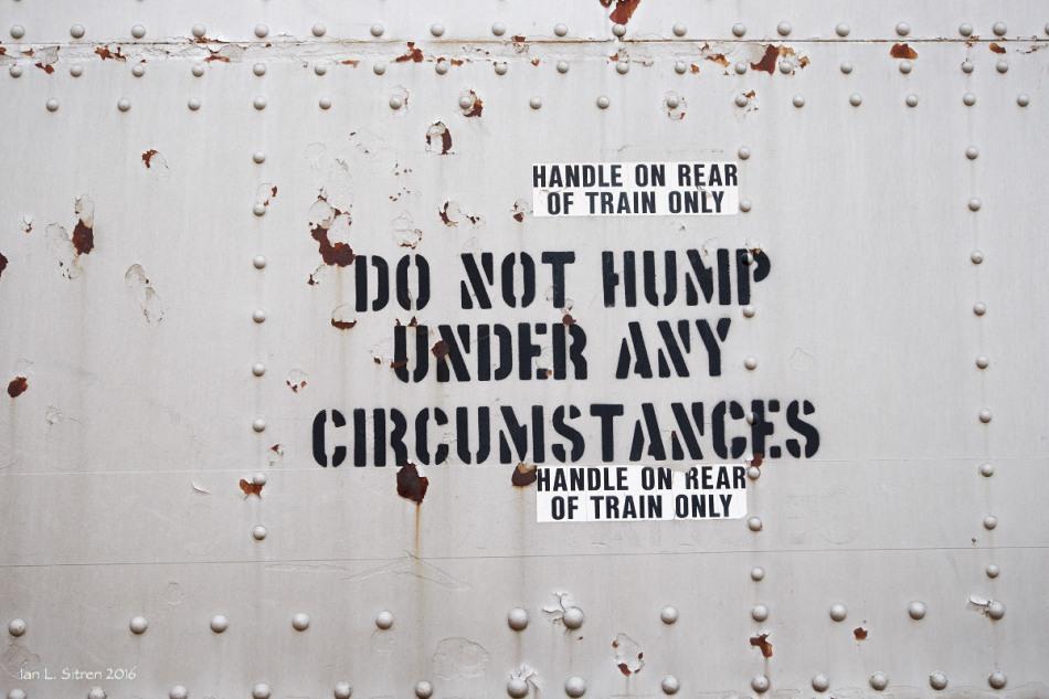 No Humping