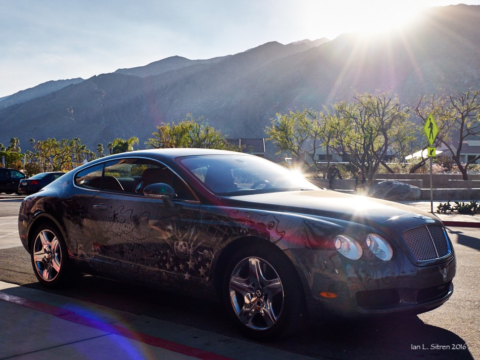 Bentley Custom