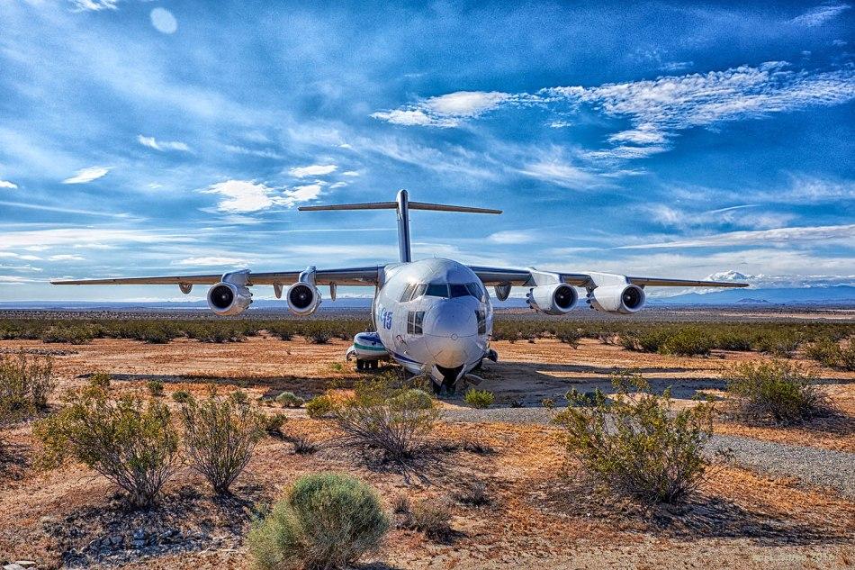 McDonnell Douglas YC-15