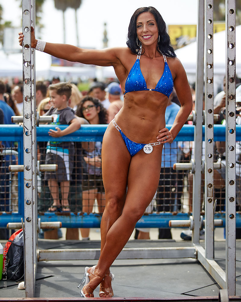 Muscle Beach Memorial Day 2015