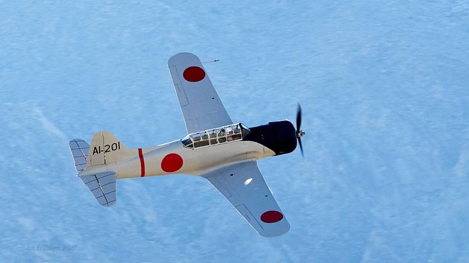 Japanese VAL Dive Bomber