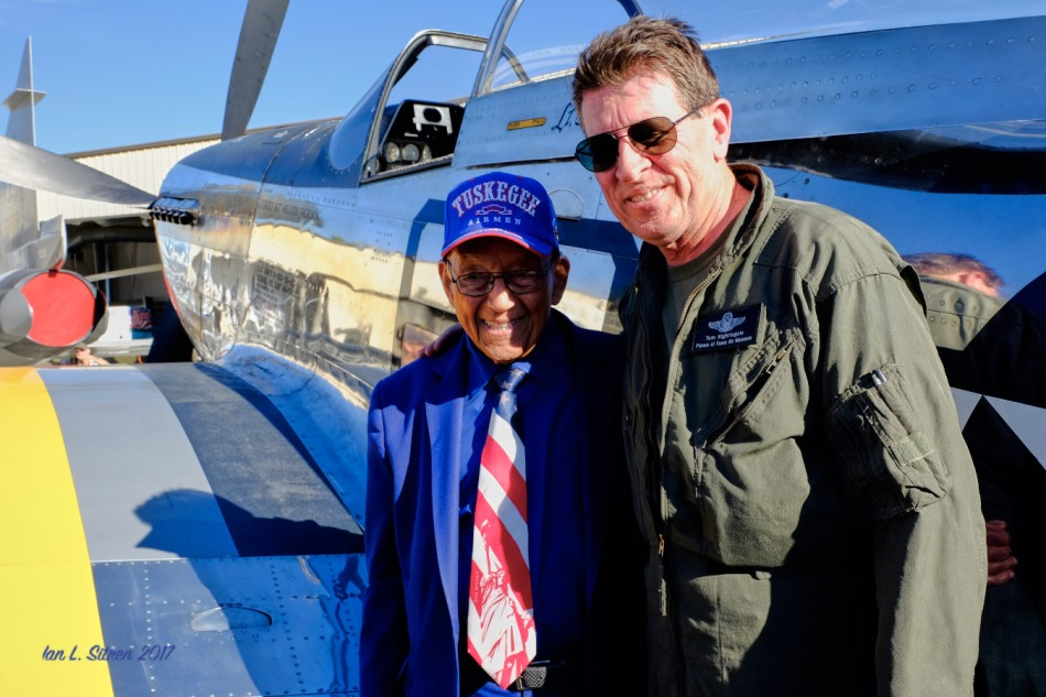 Tuskegee Airman Lt. Col. Bob Friend Turns 97