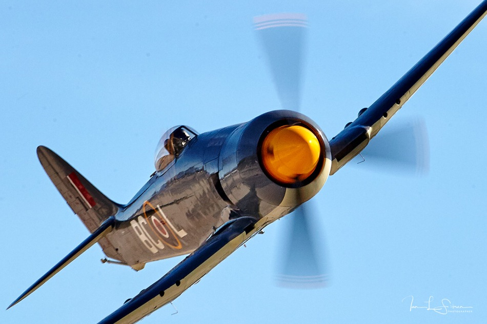 Hawkeye Sea Fury