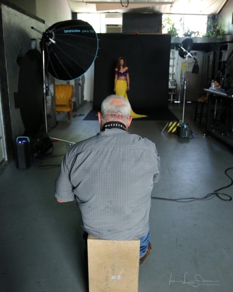Nora Zainglein Behind The Scenes