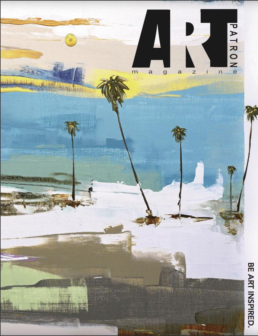 Art Patron Magazine cover