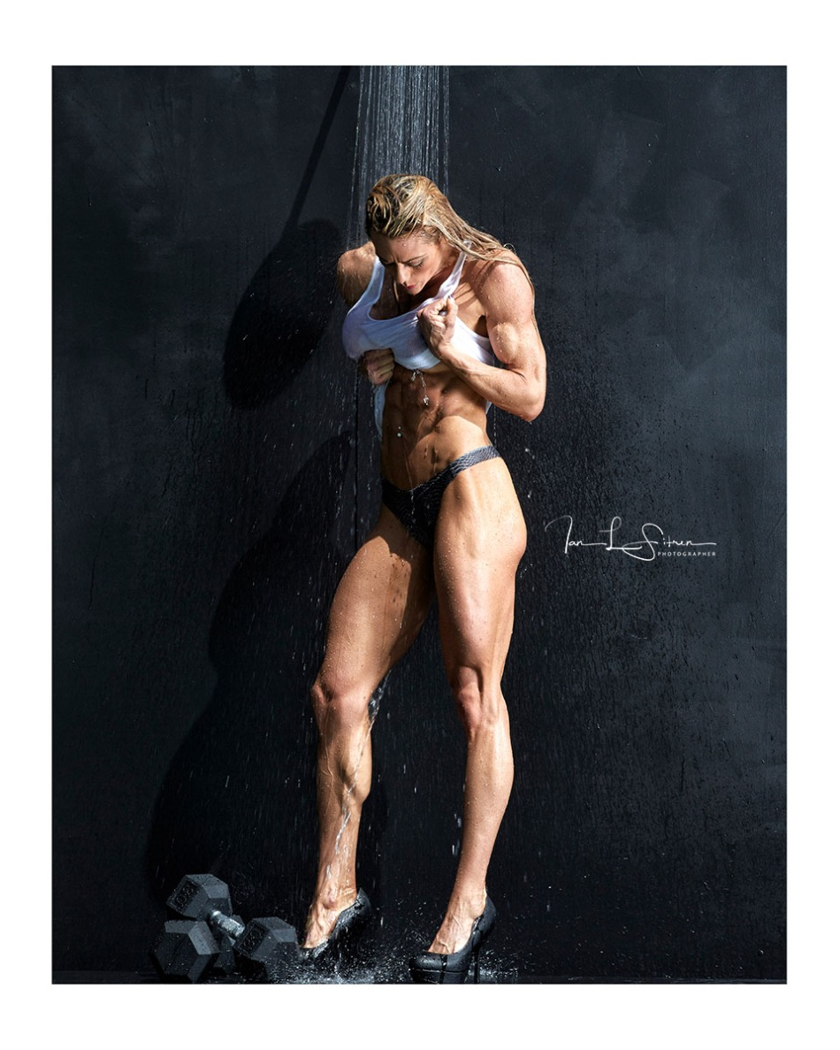 Natalie Lyle Muscle Shower-wm