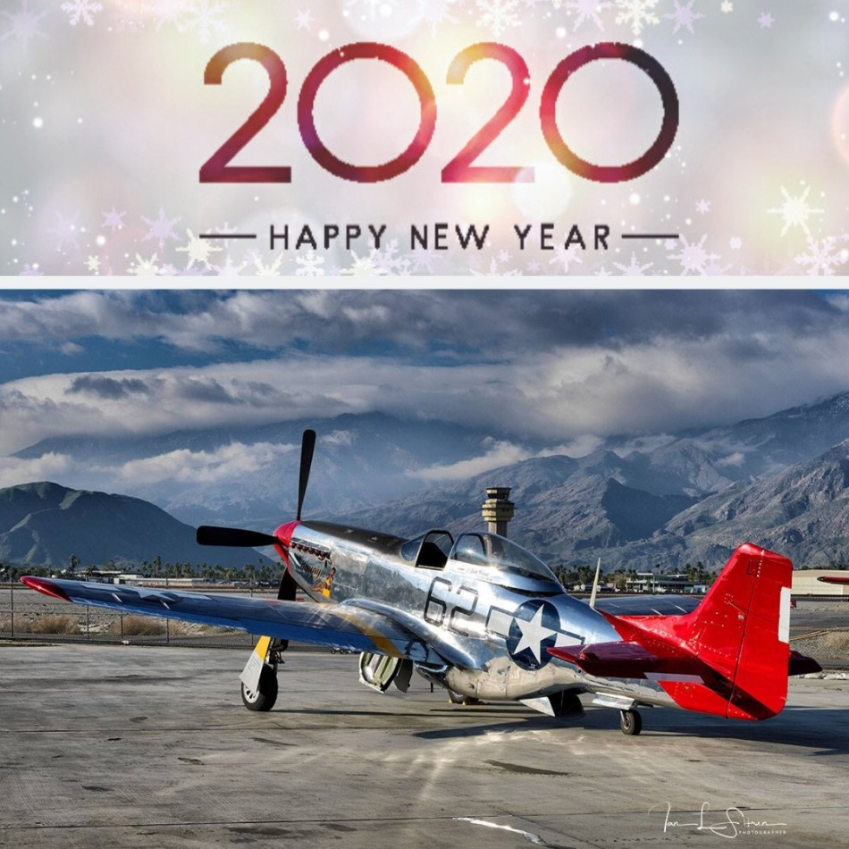 Mustang New Year 2020