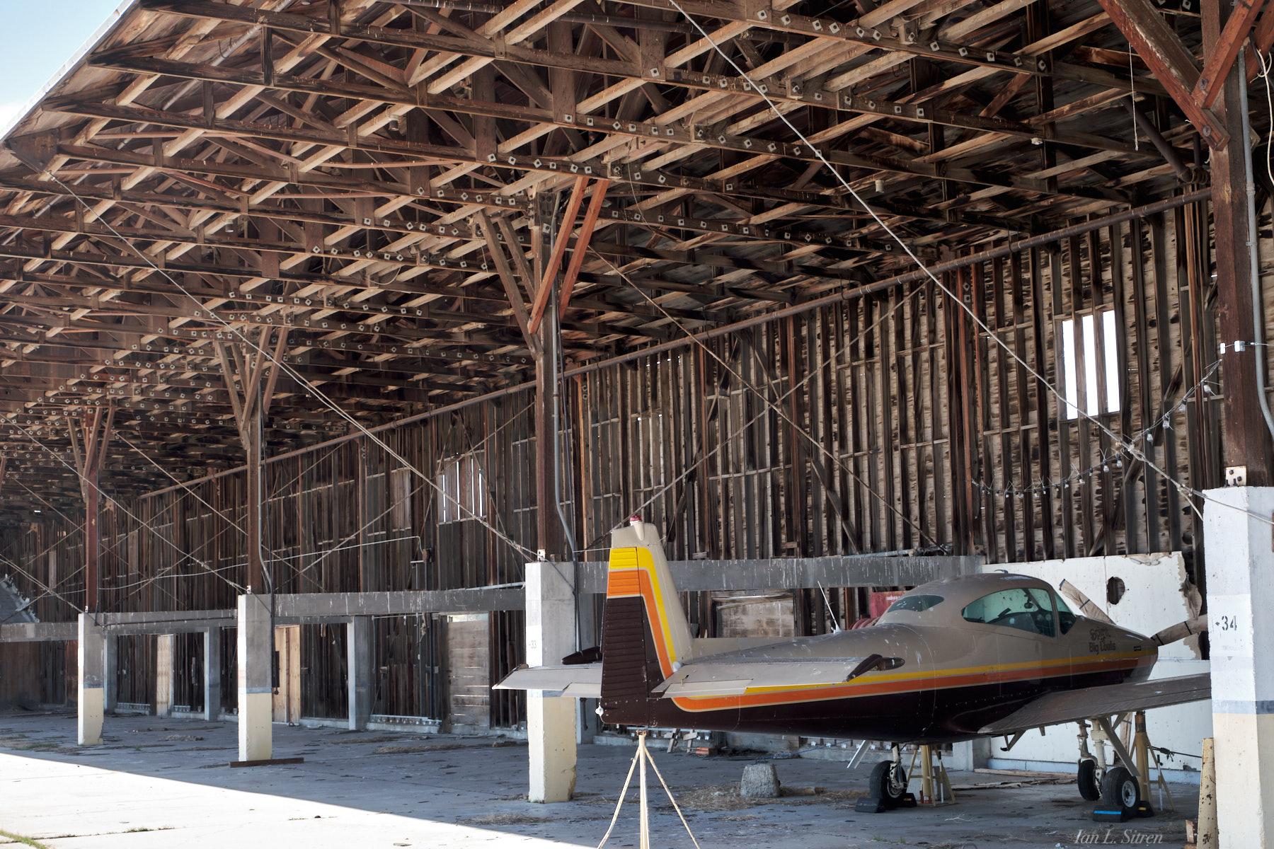 Hangar At Daggett