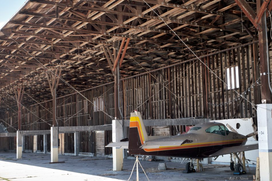 Hangar At Daggett