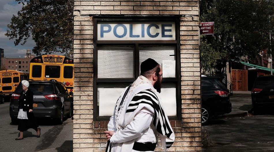 Yom Kippur Observed In New York