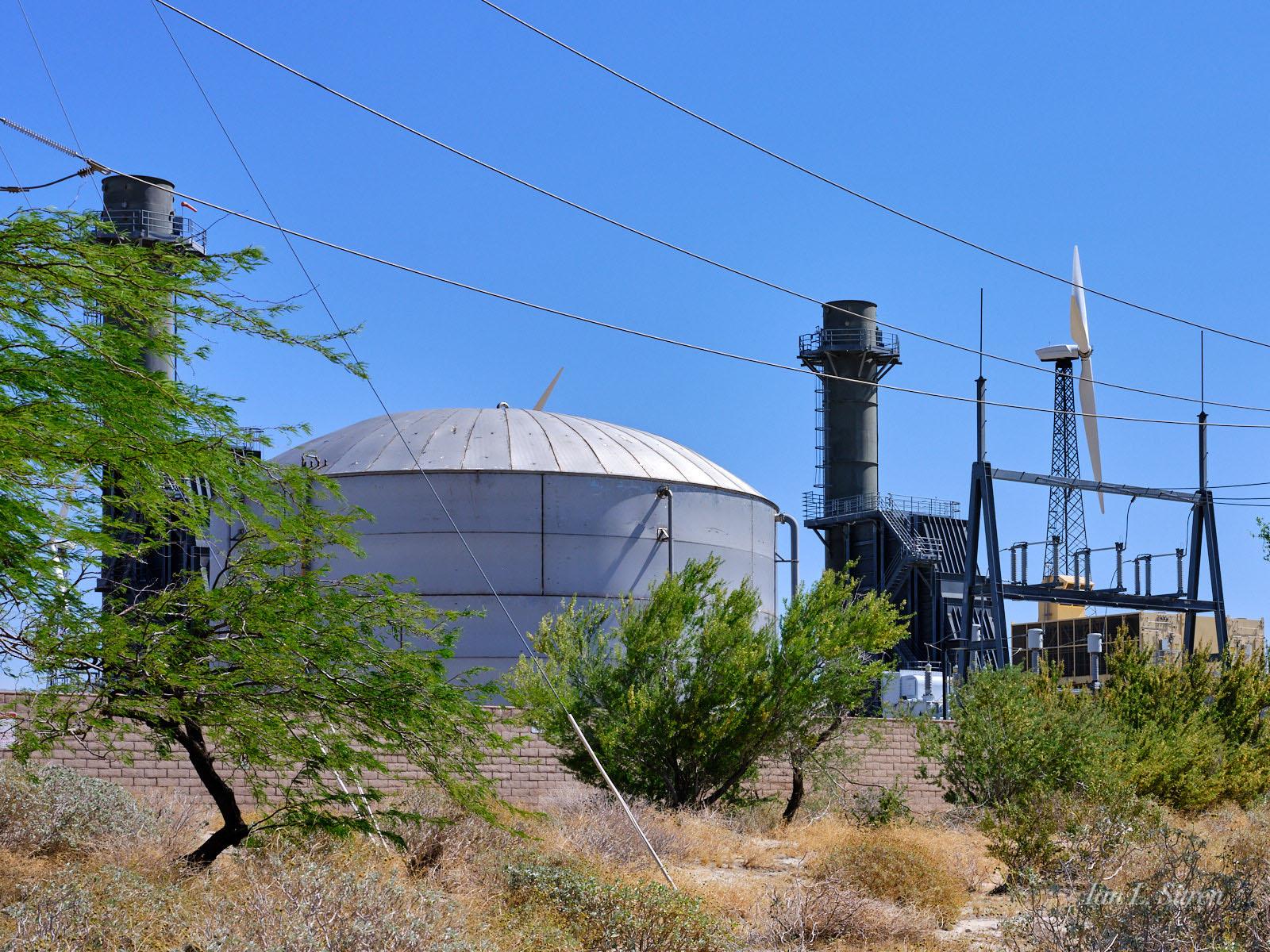 Peaking Power Plant