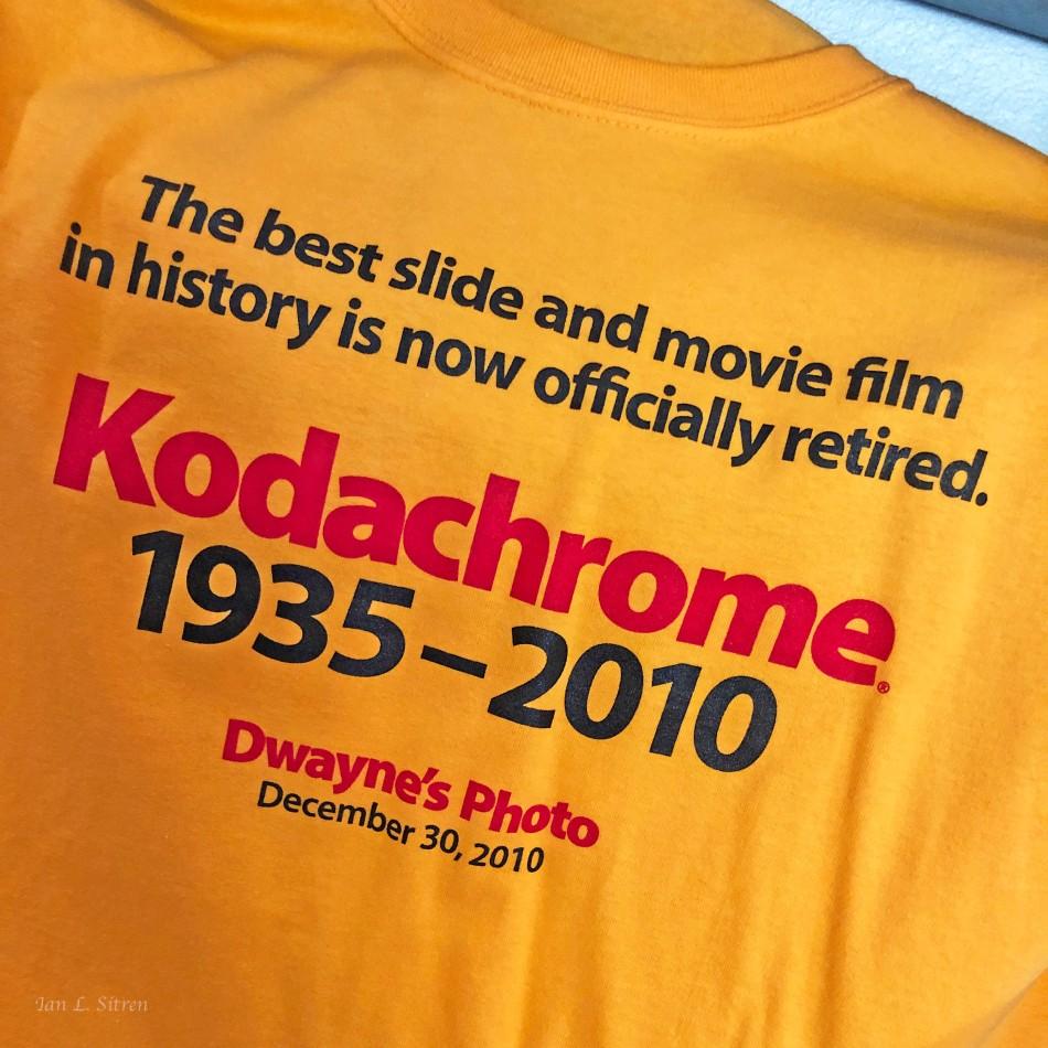 Kodakhrome T-Shirt
